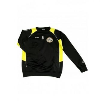 Sportos fekete pulóver (152)