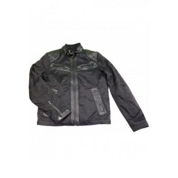 Vagány fekete kabát (164-170)