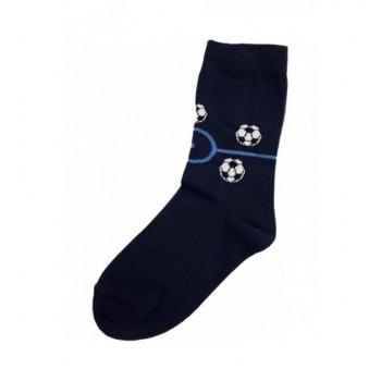 Focis, kék prémium zokni (26-28)