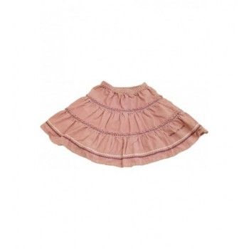 Rózsaszín mikrokord szoknya (86)