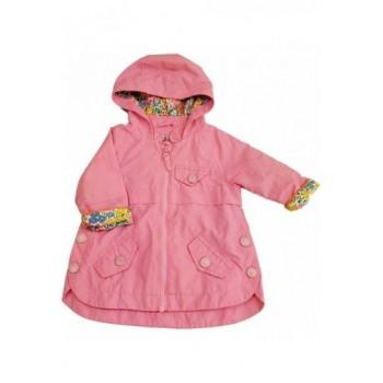 Rózsaszín átmeneti kabát (68)