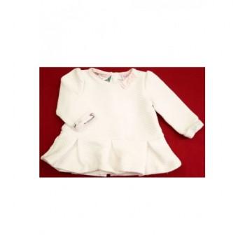 Csinos fehér pulóver (68)