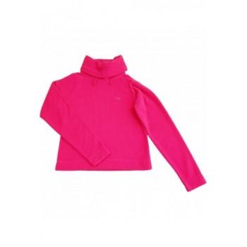 Pink polár pulóver (158)