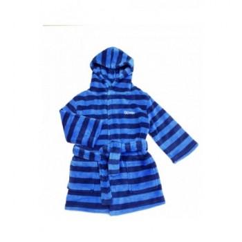 Csíkos kék köntös (92-98)