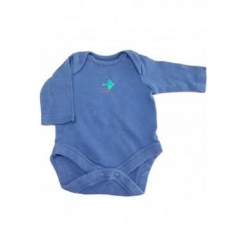 Repülős kék body (50)