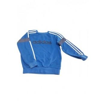 Kék Adidas melegítőfelső (140)