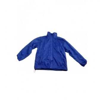 Kék kifordítható kabát (164-170)