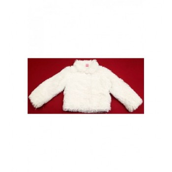 Szőrmés ekrü kabát (92)