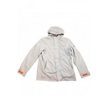 Szürke Okaidi kabát (164)