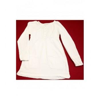 Csíkozott fehér tunika (146)