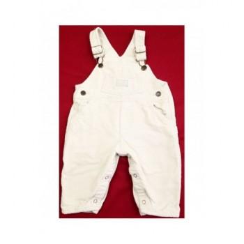 Bézs kantáros kord nadrág (80)
