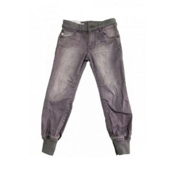 Koptatott szürke nadrág (110)
