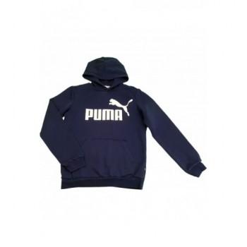 Sötétkék Puma pulóver (164)