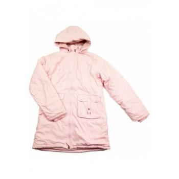 Rózsaszín télikabát (158-164)