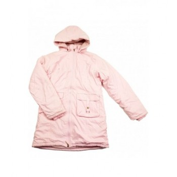 Rózsaszín télikabát (164-170)