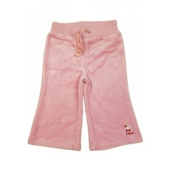 Rózsaszín plüss nadrág (68)
