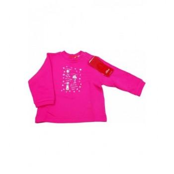 Kislányos pink pulóver (74)