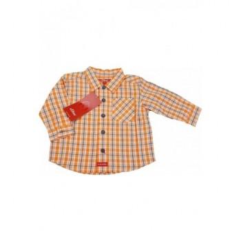 Narancssárga kockás ing (62)