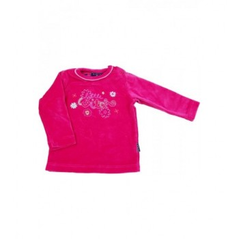 Virágos pink pulóver (68)