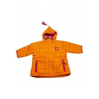 Steppelt narancssárga kabát (92-98)