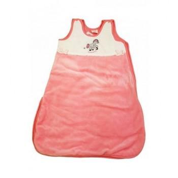 Pónis pink hálózsák (62-68)