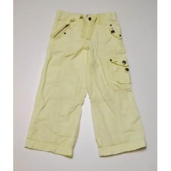 Sárga oldalzsebes nadrág (116)