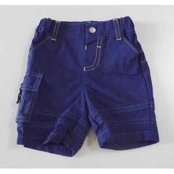 Tintakék rövidnadrág (62)