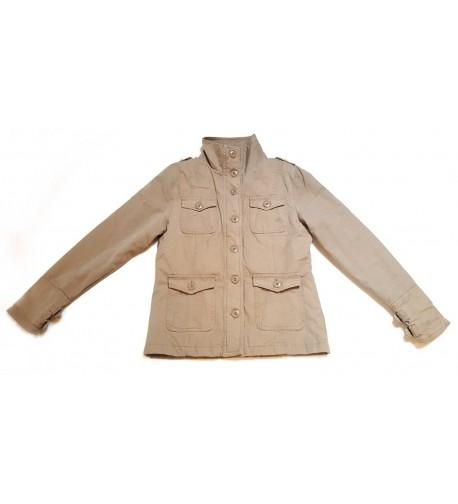Drapp átmeneti kabát (158-164)