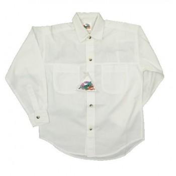 Fehér hosszú ujjú ing