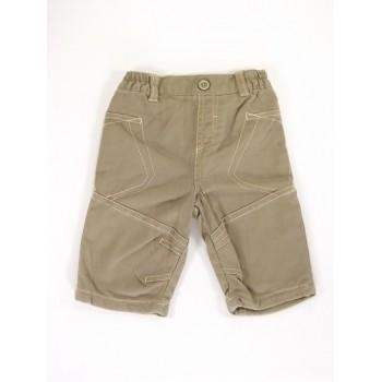 Tejeskávé-barna bélelt nadrág