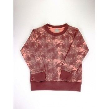 Pávatollas pulóver