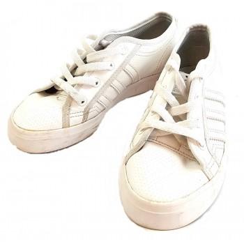 d4bfa55f5a Fehér Adidas cipő (34)