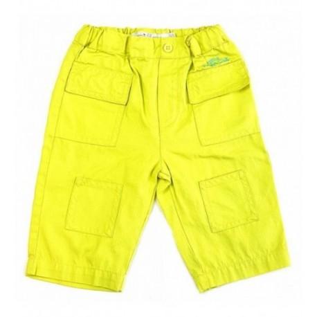 Csíkozott sárga nadrág (56)