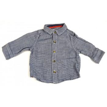 Mintás szürke ing (68)