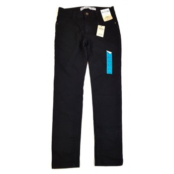 Fekete skinny nadrág (146)
