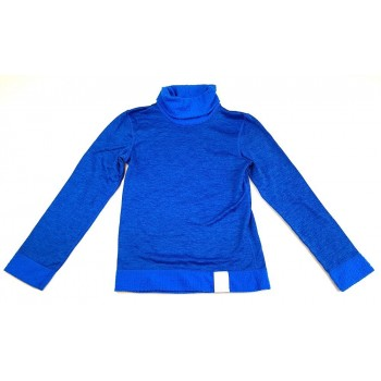 Sportos kék pulóver (152)