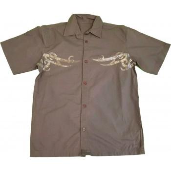 Szürke-ezüst ing (158)