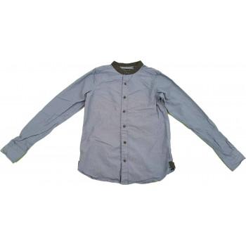 Csíkozott kék ing (140)
