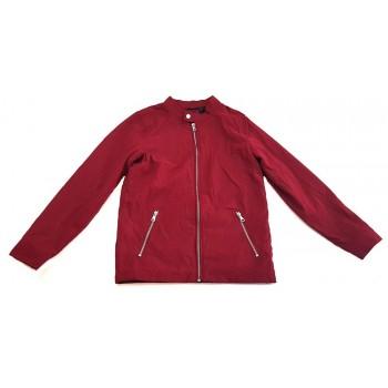 Bordó átmeneti kabát (152)