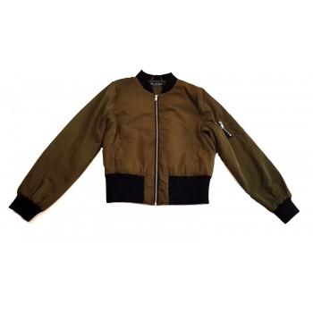 Keki átmeneti kabát (38)