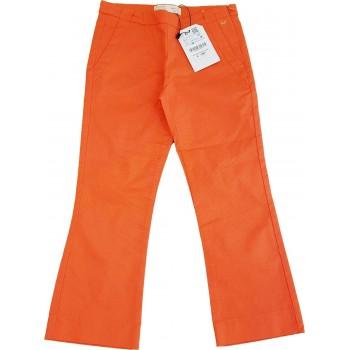 Narancssárga Zara 6/8-os nadrág (122)