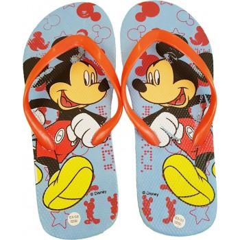 Mickey egér kék strandpapucs (32-33)