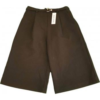 Új, fekete nadrágszoknya (122)
